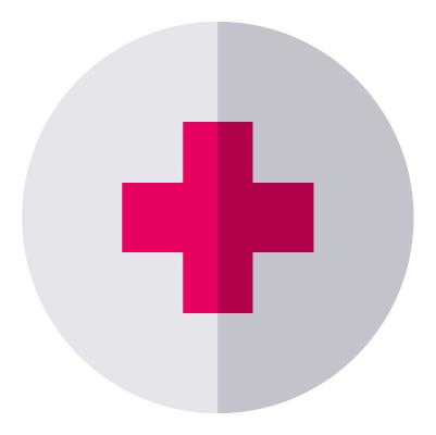 Icoon Verpleegkundige middencomplexe ambulancezorg