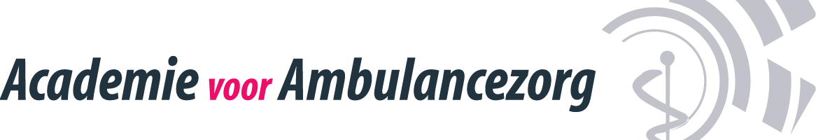 Logo Academie voor Ambulancezorg